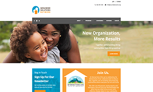 National Housing Nonprofit Website