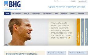 Addiction Treatment Websites