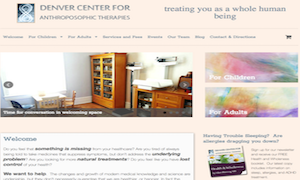 Denver Therapies: Therapist Website with SEO, Event Management and Ticket Sales