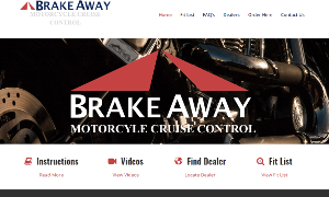 Automotive Accessory E-Commerce Site