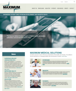 custom-theme-design-maximummedicalsolutions