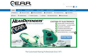 Hearing Technology and Protection Website
