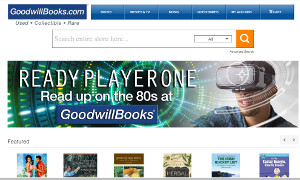 Goodwill Books: Magento-Powered Integrated Book Retailer