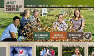 Jesuit Volunteer Corps Northwest:  Community Website with SEO Enhancements