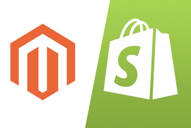Magento vs. Shopify: Which one is right for my store?