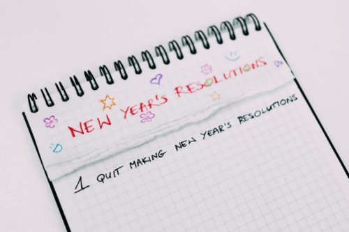New Year's Resolutions for your WordPress Website