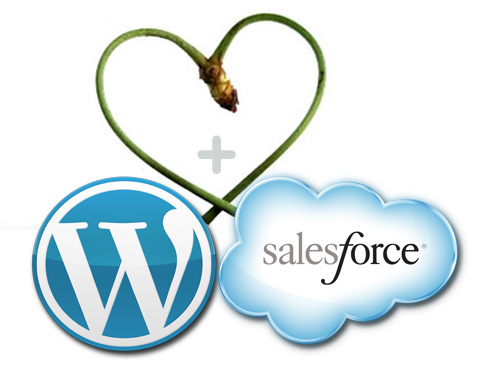 WordPress and Salesforce Integration